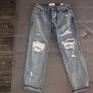 PacSun Boyfriend Jeans - distressed - 23